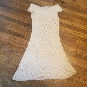 Ralph Lauren cap sleeve dress